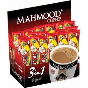 Mahmood Coffee 3ü1 Arada 18 gr 48' li