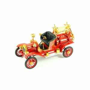 LUCKY DİE CAST 20038 1/18 1914 MODEL T FIRE ENGINE RED