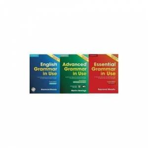 English Grammar in use - Advanced Grammar in use 3lü Set and CD