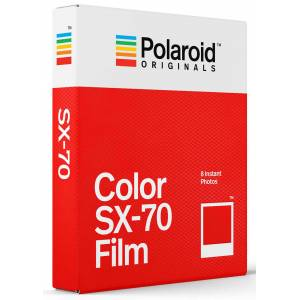 Polaroid Originals Color SX-70 Instant Film (8 Pozluk)