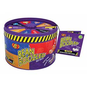 4th Edition Jelly Bean Boozled Gift Tin With Spinner Game 3.36OZ Jelly Bean Challenge