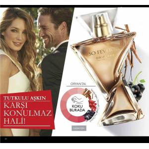 ORİFLAME SO FEVER HER EDT 50 ML