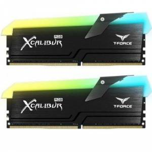 Team Group XCALIBUR Phantom Gaming RGB 16 GB DDR4 MHz Bellek RAM TF8D416G3200HC16CDC01