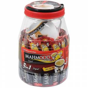 Mahmood Coffee 3ü 1arada Pet Fin. Hed. 36x18 Gr