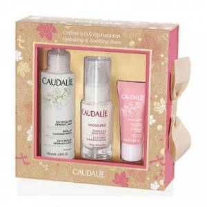 Caudalie Coffreet S.O.S. Hydration - Hydration ve Soothing Stars Set