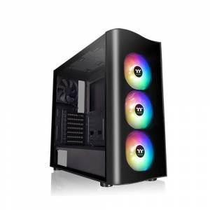 Thermaltake View 23 Tempered Glass ARGB USB 3.0 Siyah ATX Kasa(CA-1M8-00M1WN-00)