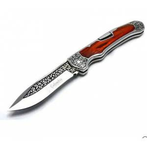 Columbia B-3154-A Full Rivet Pocket Knife Çakı