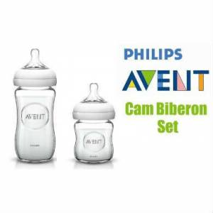Philips Avent Natural Cam Biberon Set