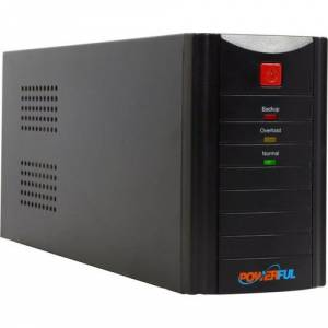 POWERFUL PL600 650VA Line Interactive UPS