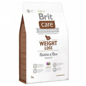 Brit Care Weight Loss Tavşanlı Köpek Maması 3 Kg
