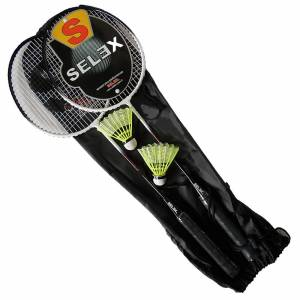 Selex Thunder Badminton Raketi ve Top Seti