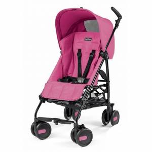 Peg Perego Pliko Mini Baston Bebek Arabası Pink