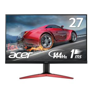 27 ACER GAMING KG271cbmidpx FULLHD LED 1MS 144Hz HDMI/DVI/DP AMD FREESYNC ÇERÇEVESİZ MONİTÖR