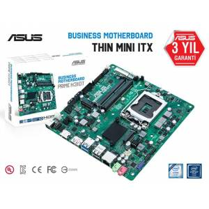 Asus Prıme H310t - 8.Gen Ddr4 Anakart Mini-Itx Asus Prıme H310t - 8.Gen Ddr4 Anakart (Thin Mini-Itx)