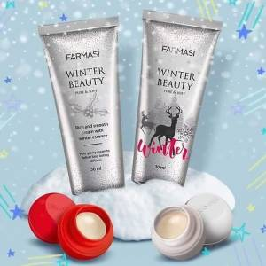 FARMASİ WINTER BEAUTY EL KREMİ VE DUDAK KREMİ 4 LÜ PAKET