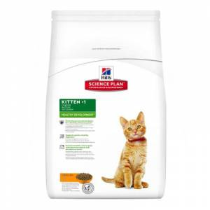 Hills Science Plan Kitten Healthy Development Tavuklu Yavru Kedi Maması 5 Kg.