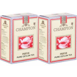 Beta Tea Champıon Pure Ceylon Tea 250GrX2 Adet