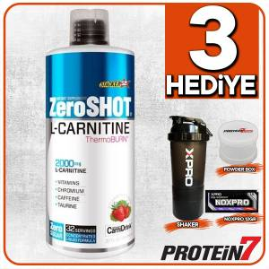 Zero Shot L-Carnitine Thermo Burn 960ml Çilek