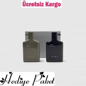 Zara Erkek Parfüm TILL 8:00 PM 100 ML ve/END TILL 3:00 AM EDT 100 ML