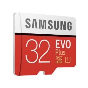 Samsung Evo Plus 32GB Micro Sd Kart