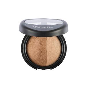 Flormar Baked Powder 023 Dual Gold Pudra