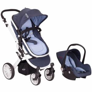 Baby Max Road Travel Sistem Bebek Arabası