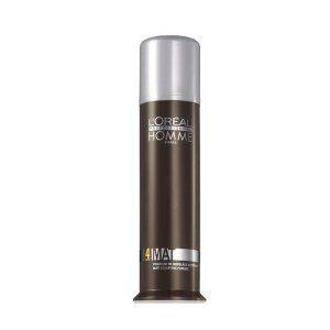 Loreal Homme 4 Force Mat Pomat 80 Ml