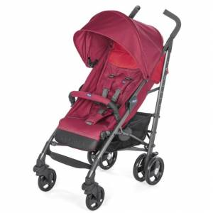 Chicco Lite Way 3 Top Bebek Arabası Red Berry