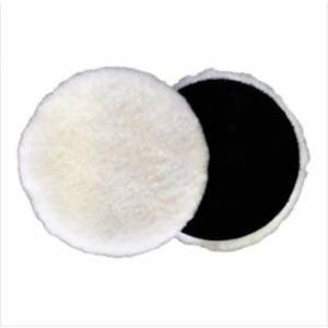 Menzerna Heavy Cut Lamb Wool 150 mm (White)