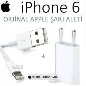APPLE IPHONE 66S6 PLUS ORJİNAL ŞARJ ALETİ