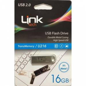 Linktech Metal 16GB USB 2.0 Flash Bellek LUF-U216