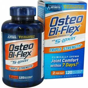 OsteoBiFlex 5-Loxin Triple Strength 120 Tablet SKT 2022