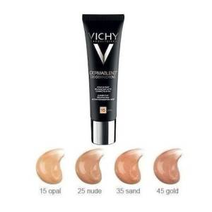 Vichy Dermablend 3D Correction SPF 25 30 ml (Sand 35)