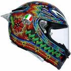 Agv Pista GP R Limited Edition Rossi Winter Test 18 Kapalı Kask