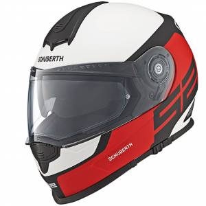 Schuberth S2 Sport Elite Red Gr Kapalı Kask