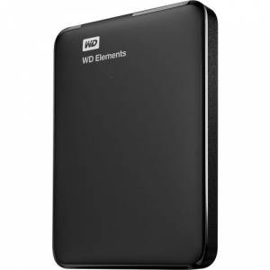 WD Elements 1TB 2.5' USB 3.0 Taşınabilir Disk