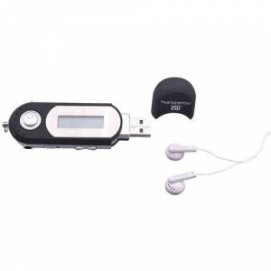 Powerway Dijital 4 GB MP3 Player Çalar FM Radyo usb 2.0 ve pilli