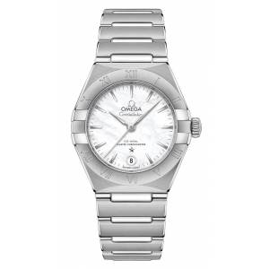 Omega Constellation Manhattan 131.10.29.20.02.001 Bayan Saati