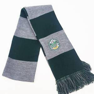 Harry Potter Slytherin Atkı