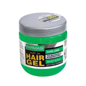 Farmasi Hair Gel Hard Look 500 Ml.
