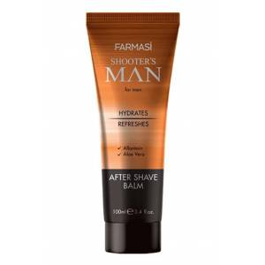 Farmasi Shooter's Man After Shave Balm 100 Ml.