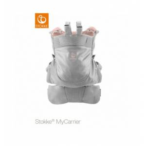 Stokke MyCarrier Front and Back Kanguru / Pink Mesh