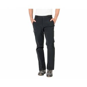 Jack Wolfskin Erkek Outdoor Pantolonu 1503601-6000 Activate Thermic Pants Men Siyah