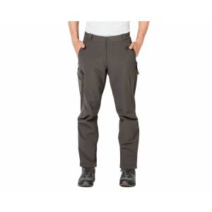 Jack Wolfskin Erkek Outdoor Pantolonu 1503601-7010 Activate Thermic Pants Men Kahverengi