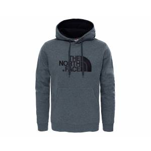 The North Face Gri Erkek Outdoor Sweatshirts T0Ahjylxs M Drew Peak Pullover Hoodie