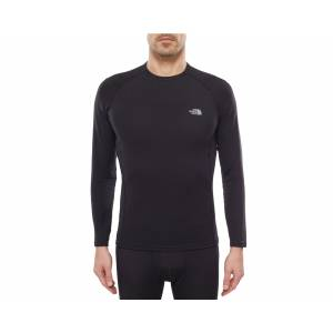 The North Face Siyah Erkek Termal Tişörtü T0C209Jk3 M Warm L/S Crew Neck