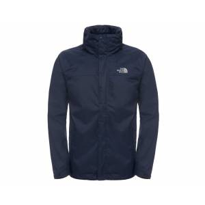 The North Face Lacivert Erkek Outdoor Montu T0Cg55H2G M Evolve ii Triclimate Jacket