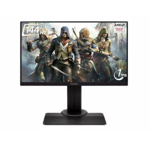 ViewSonic 24 XG2405 RGB LED 1MS 144HZ  2XHDMI+DP FHD FREESYNC PROFESYONEL GAMING MONITOR
