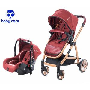 Baby Care 625 Titan Plus Travel Sistem Pusetli Bebek Arabası