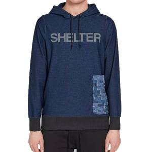 The North Face M SHELT PULLOVERHOOD COSM Lacivert Erkek Sweatshirt